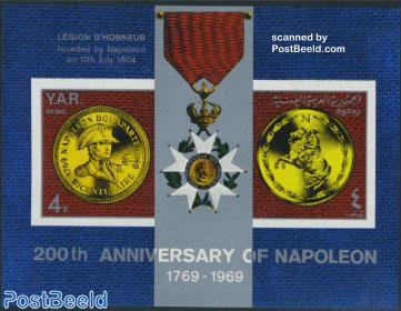 Napoleon s/s imperforated
