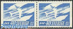 SAS airways b.pair, joint issue Denmark, Norway
