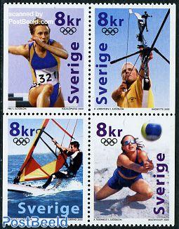 Sydney Olympics 4v [+]