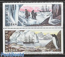 South Pole expedition 2v