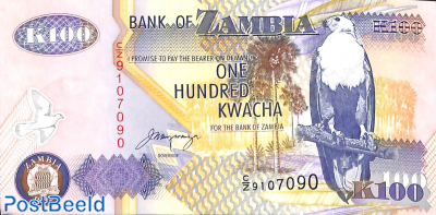 One hundred kwacha