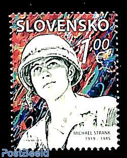 Michael Strank 1v