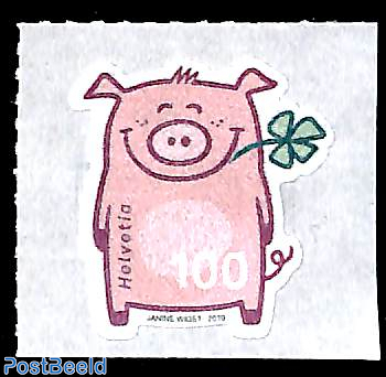 Lucky pig 1v s-a