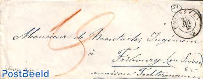 Little envelope from Vervey