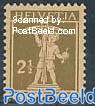 2.5c brown olive, Stamp out of set