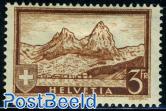 3Fr. Stamp out of set