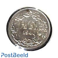 1/2 Franc 1940
