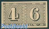 Stamp expo 1v