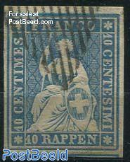 10R, Blue, 2nd Munich print, used, luxury!