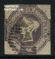 6p Violet, used
