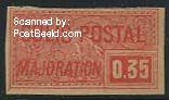 035, Colis Postal, Stamp out of set