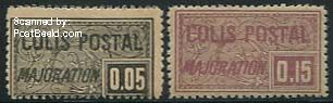 Colis Postal 2v