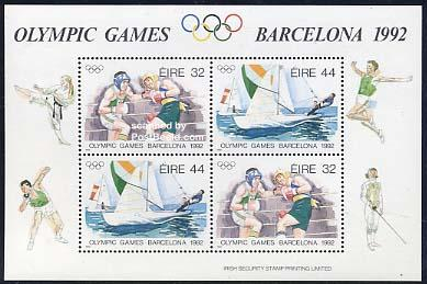 Olympic games Barcelona s/s