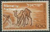Eilat post office 1v NO TAB