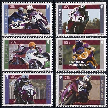 Image of 50 Years Yamaha racing motorcycles 6v