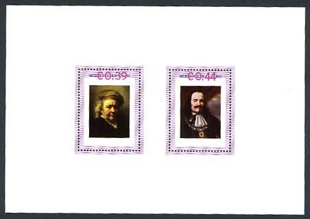 Rembrandt, Michiel de Ruijter s/s