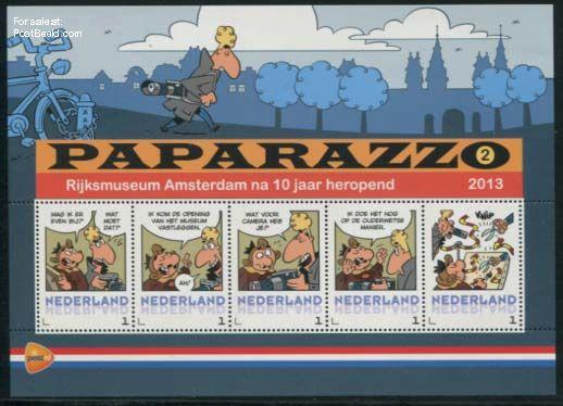 Paparazzo (2) 5v m/s