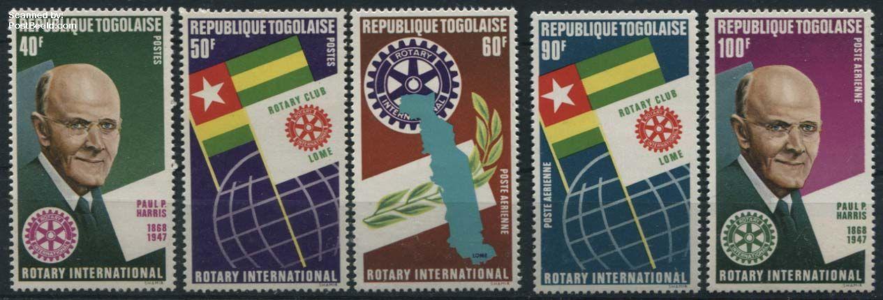 Rotary Club 5v