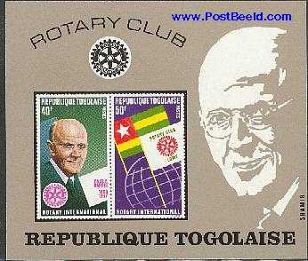 Rotary Club s/s
