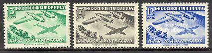 75 Years UPU 3v