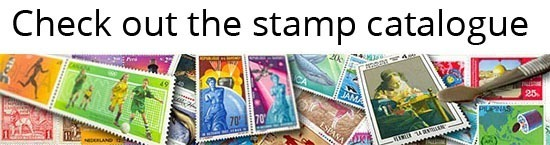Check our stamp catalogue