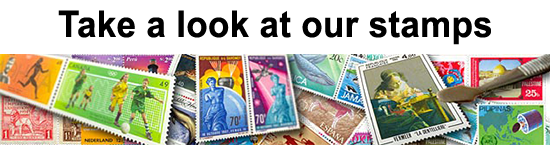 Take a look at our stamps